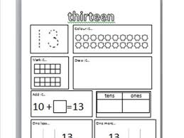 cut and paste addition 1 10 maths worksheets autism special