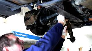 bmw 3 series e46 325xi front lower control arm replacing diy