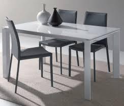table de cuisine moderne en verre charming table de cuisine moderne en verre 1 table salle a manger