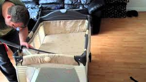 Graco 4 In 1 Convertible Crib Instructions by Great Graco Playpen With Bassinet And Changing Table U2014 Thebangups