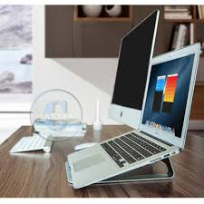 Desk Stand For Laptop by Office Desk Laptop Notebook Tilt Vent Stand For Macbook Pro Air