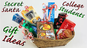 gift baskets for college students gift ideas for college students secret santa