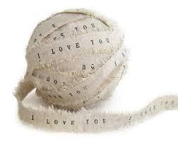 imprinted ribbon personalized ribbon etsy