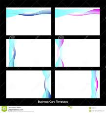 business card templates stock vector image of curve vector 7606172