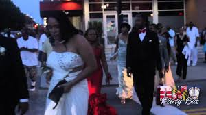 party bus prom dmv party bus t c williams prom 2013 youtube