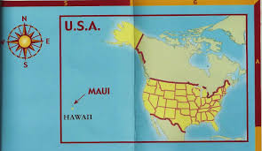 Map Of Usa And Hawaii by Map Of Usa And Hawaii