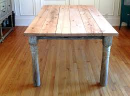 Unfinished Bistro Table The Most Popular Unfinished Wood Table Tops Residence Decor Dining