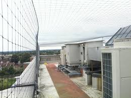pigeon netting systems