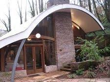 Quonset Hut Houses QUONSET HUT HOME  Midcentury Quonset In - Quonset hut home designs