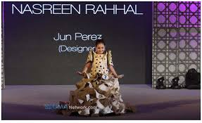 recycled is beautiful at the miss teen earth and little miss earth