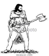 viking warrior drawing stock photos u0026 viking warrior drawing stock