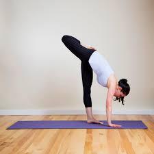 yoga thanksgiving point bent standing split yoga poses yoga and quad stretch