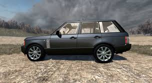 range rover black rover supercharged 2008 black for beamng drive