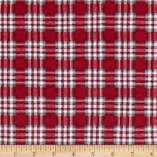 knit christmas fabric merchants cotton jersey knit christmas plaid discount