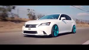 gsf lexus white 2015 lexus gsf on vertini rf1 1 youtube