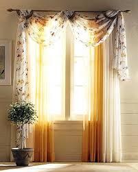Short Valances Windows Valance Burnt Orange Curtain Valance Charming Orange Curtain