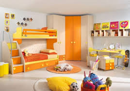 Funky Bunk Beds Uk Orange Yellow Funky Bunk Beds