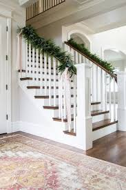 Banister Garland Ideas Category Christmas Decorating Ideas Home Bunch U2013 Interior
