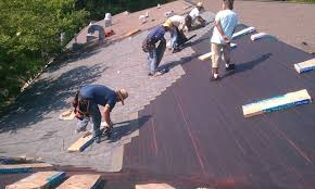 Apoc Elastomeric Roof Coating by Our Services Roofing Company