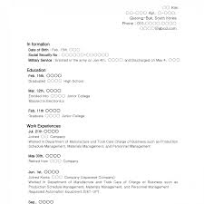 resume for students sle outstanding how to make resume with no work experience exle a