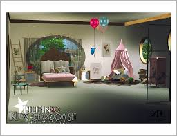 lilipinso kids bedroom set new meshes sims 4 designs