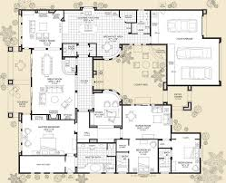 home plans with courtyard baby nursery one story house plans with courtyard single floor