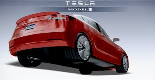 tesla model 3 interactive 3d model gif progressions and some