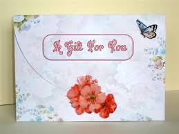 wedding gift envelope wedding gift a5 gift envelope card kit photo by butters