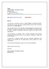 c v for safety officer 1 sending your application by e mail resume cv cover letter