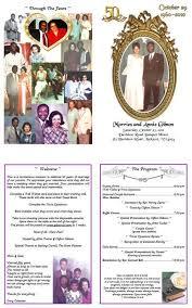 Wedding Anniversary Program Synergy Media Promotions