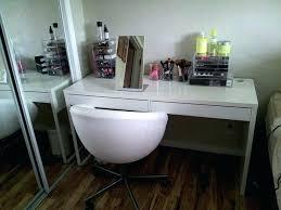 Makeup Organizer Desk Makeup Storage Desk Makeup Storage Boxes My Makeup Vanity Area Is
