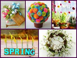 diy spring decorating ideas 50 easy diy spring room decor ideas 2017 youtube