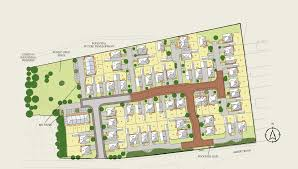 Redrow Oxford Floor Plan Interactive Site Map Weavers U0027 Chase Redrow