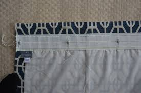 Curtain Pleating Tape How To Hang Your Own Drapes Kenisa Home
