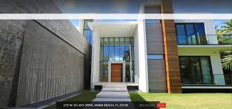 Hibiscus Island Home Miami Design District Miami Beach Luxury Homes And Condos For Sale Waterfront Real Estate