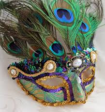 mardi gras mask with feathers proud as a peacock mardi gras mask by daragallery on deviantart