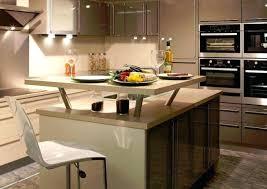cuisine cuisson ilot central avec table s central cuisine pas 0 ilot central cuisine
