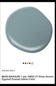 possible paint color rainy season by behr kitchen reno