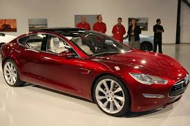 elon musk tesla model s can float and be driven as a boat says