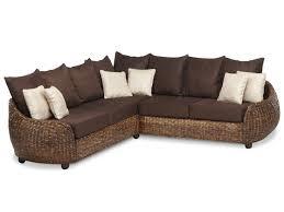 canapé rotin pas cher 17 best meuble en rotin images on rattan furniture