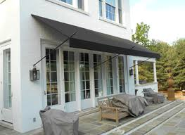metal awnings for homes the concave metal awning decorative metal