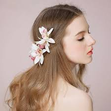 cheap hair accessories hot bridal accessories flower made hair accessories