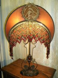 table lamp floral lamp shades table lamps amazing colorful