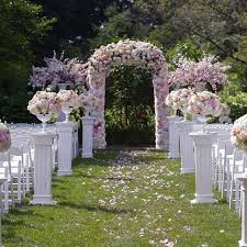 wedding arches toronto 266 best ceremony decor images on