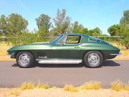 1966 chevrolet corvette sting the chevrolet corvette from 1953 to 1970