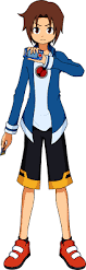 patch hikari megaman exe forever after wikia fandom powered by