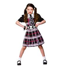 fancy dress factory hg6033 freaky costume large