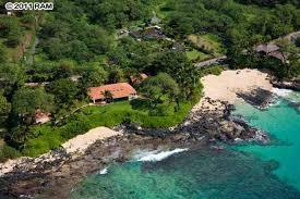 Obama Hawaii Vacation Home - top hawaiian beach homes for president obama u0027s family vacations