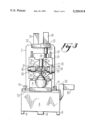 patent us5228814 gear hobbing machine google patents