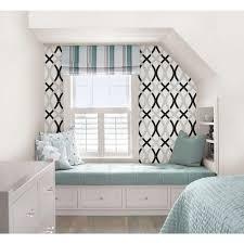 Gray Wallpaper Bedroom - black wallpaper wallpaper u0026 borders the home depot